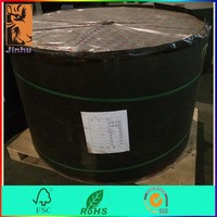 High smoothness paper 250gsm 300gsm roll both sides coated black paper