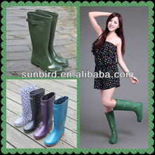 Quality Safety Rubber Rain Boots Wellingtons