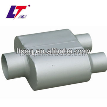 universial aluminized steel exhaust muffler