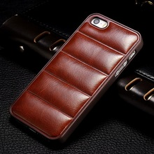 For iphone 6 leather case /Hard PC back soft PU leather Case for Iphone 6 6S phone protective case