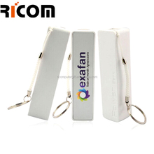Promotional Gift perfume 2000mah power bank,Mini Power Bank Battery Charger For Iphone