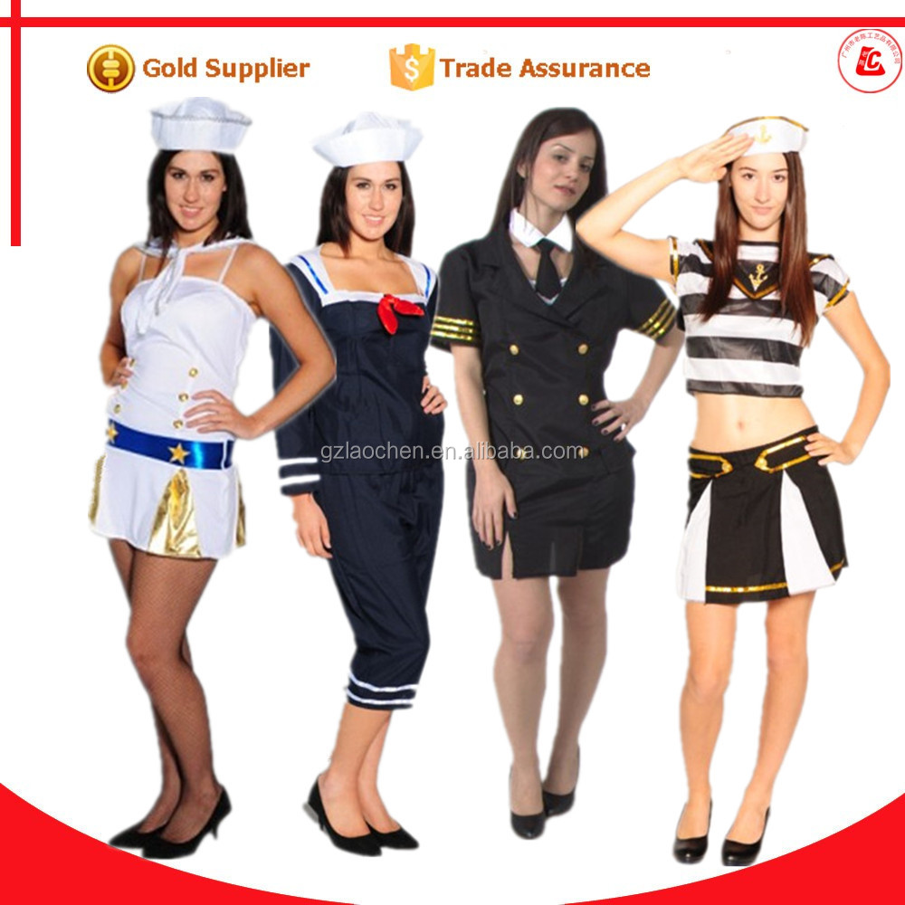 party women sexy army uniform costume dress adult secretary costume for fat