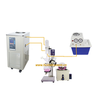 USA hot sale 5L rotary evaporator turnkey setup rotovap RE-501
