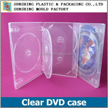 clear high quality dvd case cover