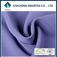 Latest Design Beautiful Soft casual polyester rayon spandex fabric