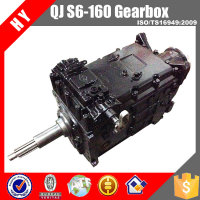 ISO/TS Qualified Manufacturer of ZF Power Transmission Parts Gearboxs S6-160 for Chinese Big Passenger Bus and Truck