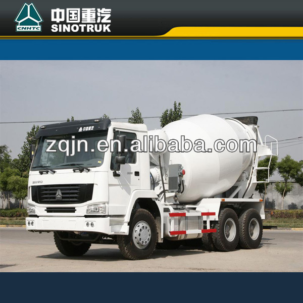 Hot sale!!! China Manucfacturer of SINOTRUK 6x4 HOWO 12cbm concrete pump mixer truck