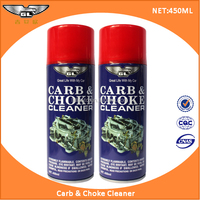 Customized carburetor cleanr spray and carb choke cleaner