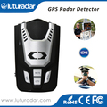 GPS Car Radar Laser Detector Full Band X K KA Band Strelka CT with LED Display for Russia