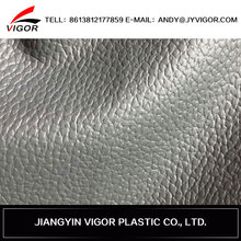 OEM hot sale thickness and pattern automotive upholstery leather