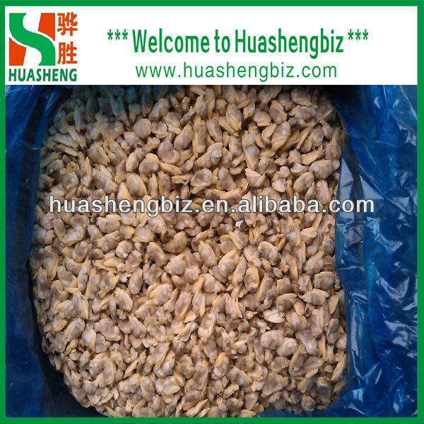 Supply Frozen Boiled Clam Meat