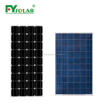 250 watt for solar power system ISO CE UL certificates poly solar panel