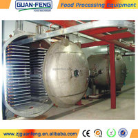 food vacuum freeze drying equipment/ fruit freeze drying machine