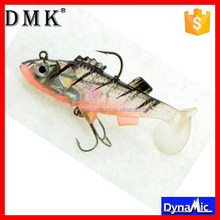 Soft Fishing Lures With Lead Soft Fishing Bait