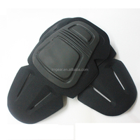 Gen3 knee pads Army Military Paintball Protective Combat Tactical Knee Pads for Gen3 BDU Pants Tan/Black