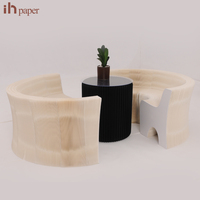 Top Quality Brand Ihpaper Multi-functional Office Corner Sofa Design U Shape Sofa