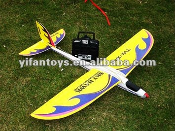 Hot And New RC Plane for sale2.4Ghz 6CH Airplane Phoenix 2000 TW-742 RC Jet Plane