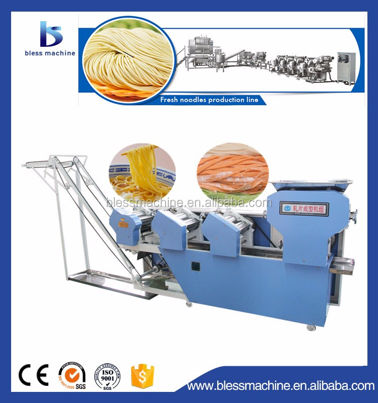 2017 best manufacturer pasta and noodle making machine with 24 hours service