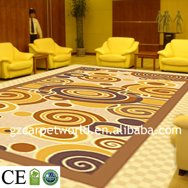 wool felt balls carpet with great price