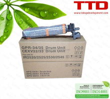 TTD Compatible Drum Unit NPG51 GPR35 C-EXV33 for Canon iR2520i/Ir2525/iR2525i/iR2530i/iR2535i/iR2545i Imaging Drum