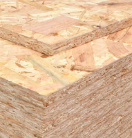 AA grade waterproof ucuz osb board from Shandong factory