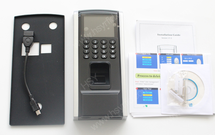 2016 Hot Selling device fingerprint controller biometric control de acceso