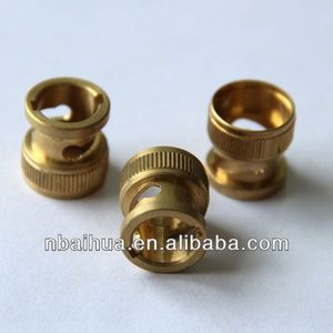 OEM Precision CNC brass Machining metal smoking pipes parts
