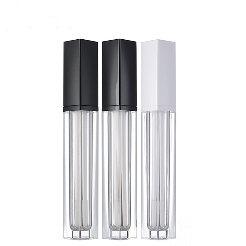 Make up lip gloss <strong>tube</strong>/container custom logo high quality cosmetic packaging <strong>tube</strong>