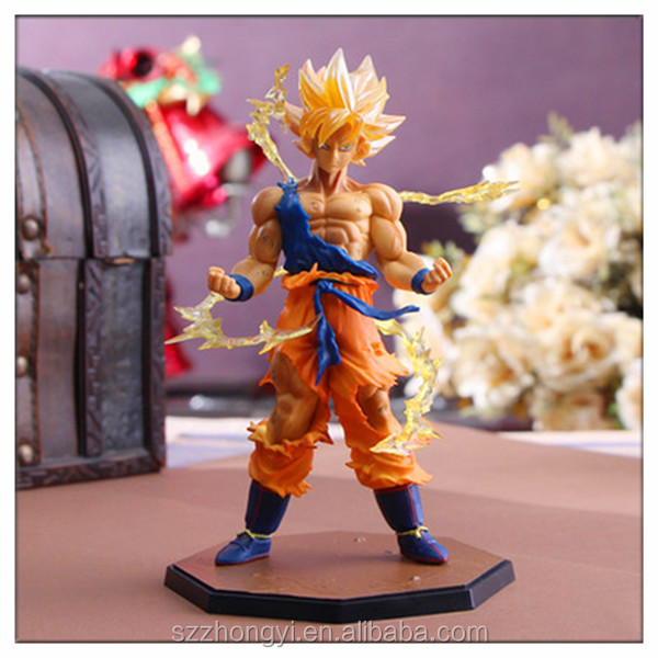 2014 China Supplier hot new products figurines,wholesale anime figure