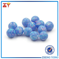 Ball Shape Opal/Synthetic Rounded Opal/Blue Opal Stone