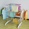 JP-CR300W2 China Manufacture Selling Metal Wire Clothes Hangers