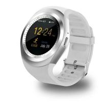 New products Fashion Y1 BT4.0 Smart Wirst Watch/smartwatch GSM Pedometer For Android iphone
