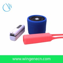 Dust Silicone Speaker Cover/Creative Mini Silicone Plastic Speaker Cover
