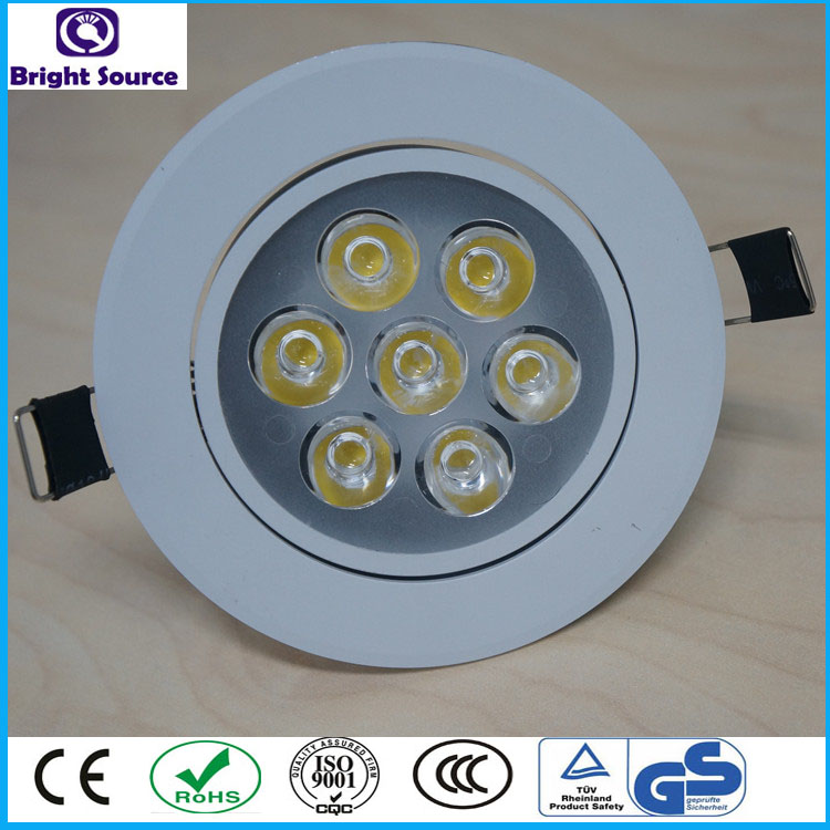 round led ceiling light 5W 7W 11W 1800-2040lm 3000K/4000K/6000K