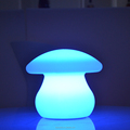 Mini Cute Mushroom Cordless Desk Lamp Energy Saving Led Table Light