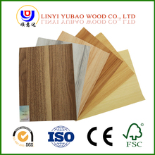 Wood Grain Decorative Contact Melamine Paper For Floor Impregnated