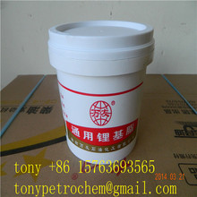shell brand standard lithium based grease