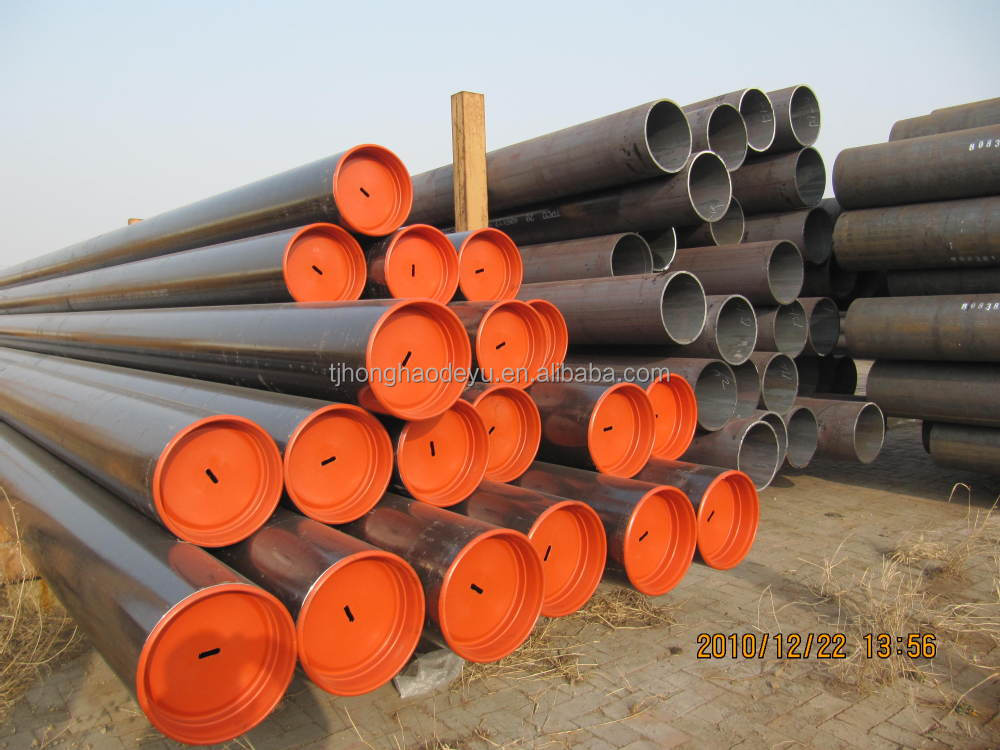 steel pipe 13CrMo4 seamless alloy