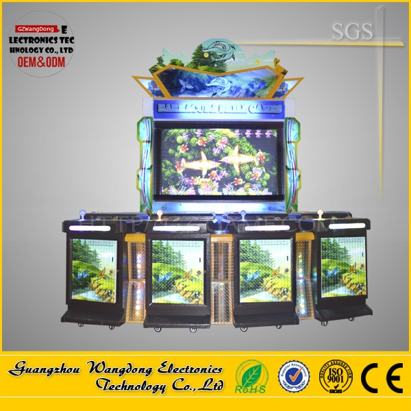 usa hot sale fish hunting game/ocean king 2 conversion kit (english version) /12 legend fish scoring