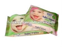 10pcs 40pcs 80pcs baby travel packs unscented or scented OEM welcomed