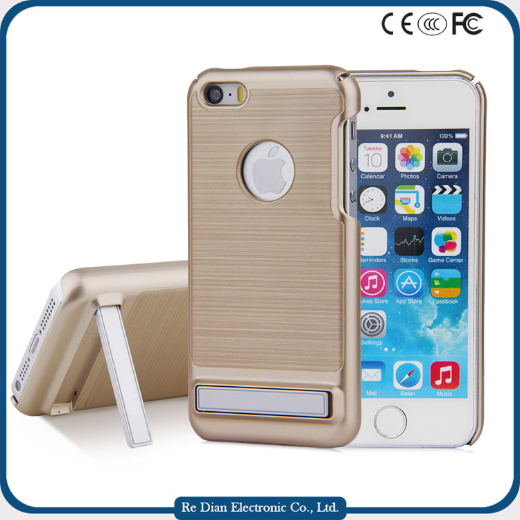 Fantastic Cool Cell Phone Kickstand Case Protective Back Cover for iPhone 5C