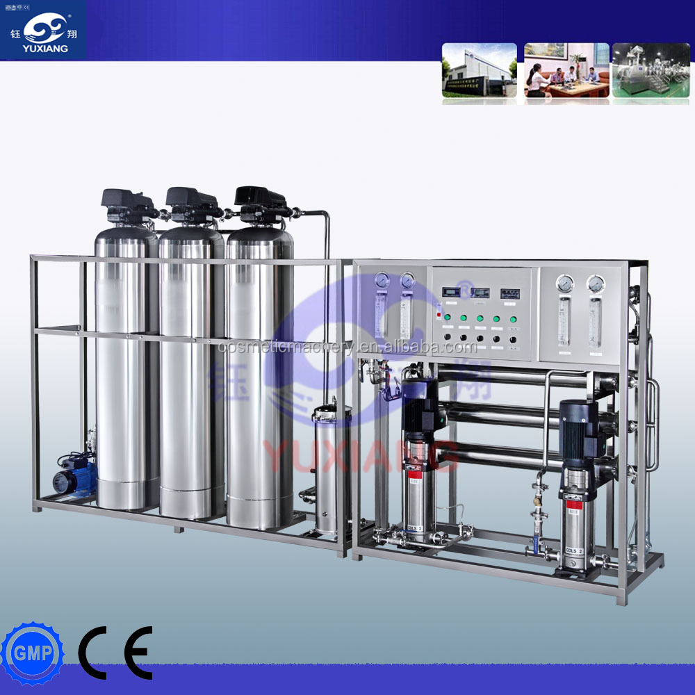 hot sale! small water treatment plant with reverse osmosis