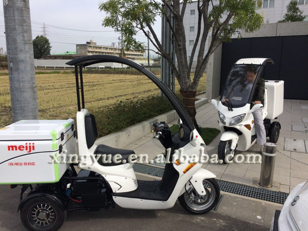 electric tricycle for delivery