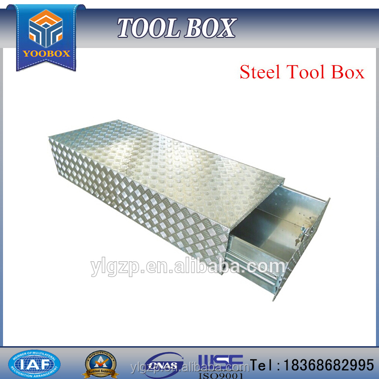 2016 YOOBOX HOT SALE ALUMINUM TOOL BOX WITH DRAWERS YLTB-001
