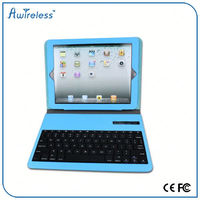 Luxury Design Portable Wireless Bluetooth Colorful Keyboard Case Stand For Samsung Galaxy Tab 4 10.1