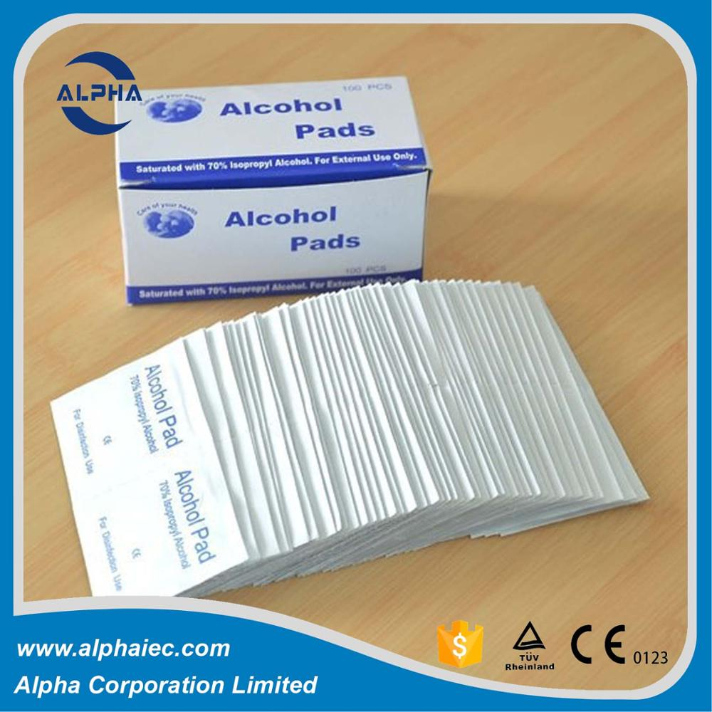 Professional manufacturer box packing medical dressing nonwoven