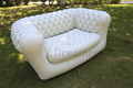 Inflatable Chesterfield Sofa for outdoor use by Dreamer