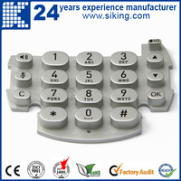 Mobile phone keypad ic