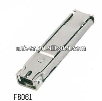 stainless-steel nail clippers