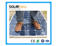 Hot sale 100W monocrystalline solar panel/panel solar/PV modules with TUV CEC CE UL SONCAP certiifcates from China manufacturere
